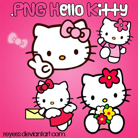 imagenes de hello kitty movibles png hello kitty by reyess on deviantart