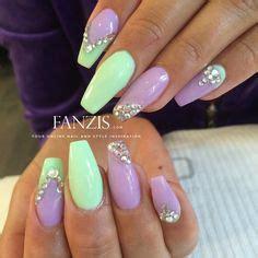 rire lip manicure by purpe craft custom nails design allpowder design by tonysnail