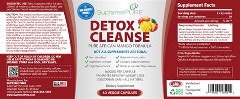 Cleanse Detox Program Review by Premium Detox Cleanse With Mango Review