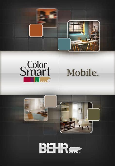 color smart behr behr paints introduces colorsmart by behr mobile