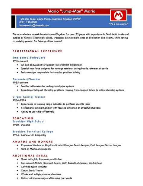 K State Resume Builder by 15 Best Resumes Historical Figures