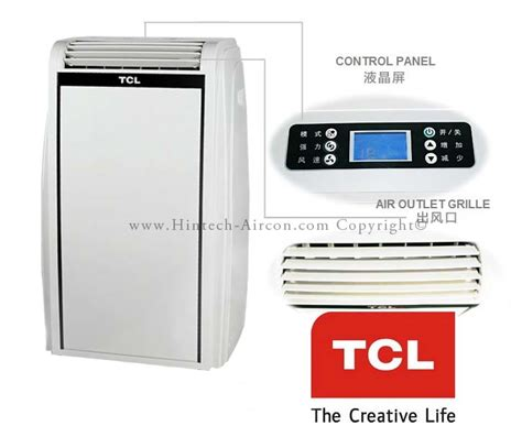 Ac Portable Tcl tcl portable airconditioner 12cpa v 12000btu