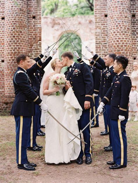 wedding arch of swords sword arch landon jacob wedding southern traditions