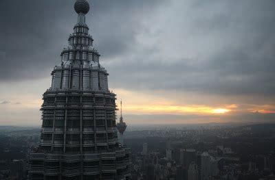 Batu Gambar Tower Petronas inside the blank spot
