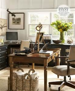Office Decor by Work In Coziness 20 Farmhouse Home Office D 233 Cor Ideas