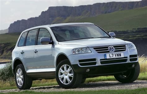 2005 Volkswagen Touareg by 2005 Volkswagen Touareg Picture 71856