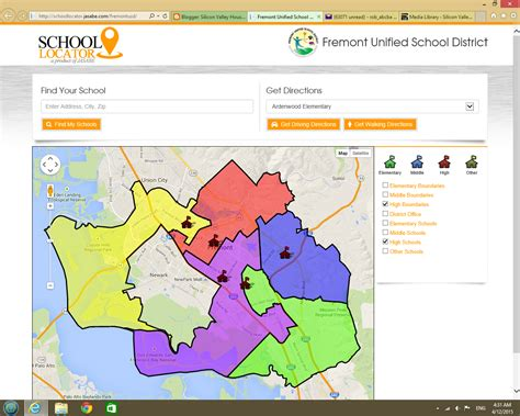 evergreen san jose map silicon valley houses silicon valley school districts