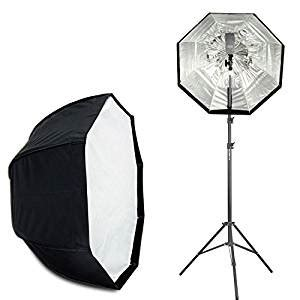 "amazon.com : viltrox 32""/80cm umbrella octagon softbox"