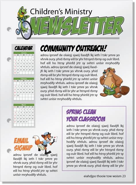layout for church newsletter 40 best newsie design images on pinterest free stencils