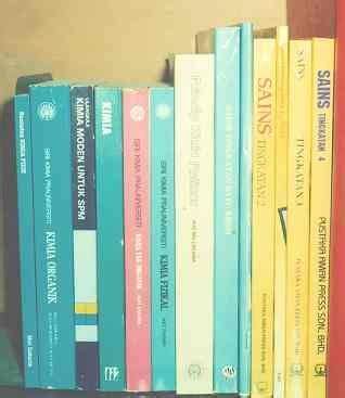 Buku Revised Primary By books of original writings