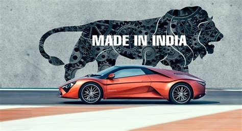 Indisches Auto by 20 Car Designs By Dilip Chhabria That Will