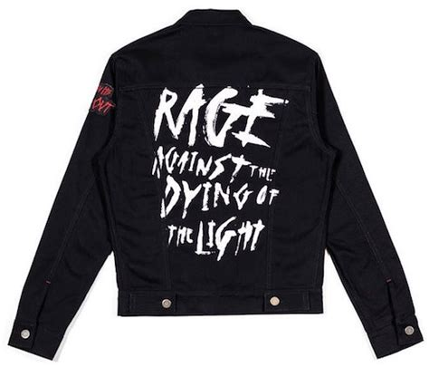 g eazy when its dark out jacket replica here are our picks for best concert merch of 2016 green