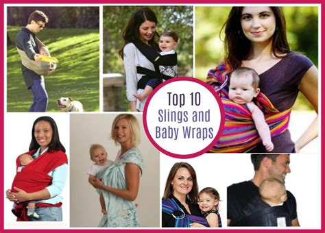 best baby slings and wraps top 10 slings and baby wraps for