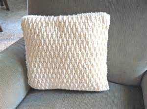 you to see crocheted pillow on craftsy