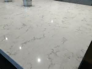 Castle Kitchen Cabinets Viatera Quartz Minuet Mike Is Unsure About How Natural
