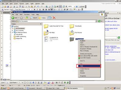 Disk Komputer 1 cara meng copy memindah menyimpan data dari komputer