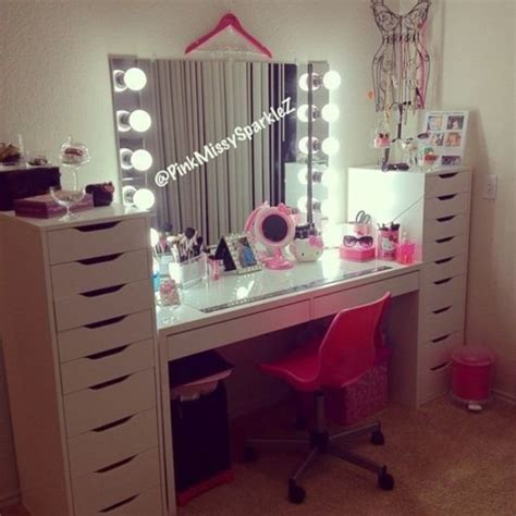 makeup table chair home accessory chair pink makeup table wheretoget