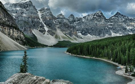 canada background moraine lake hd wallpaper and background image