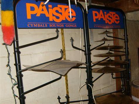 Cymbal Display Rack by Cymbal Storage