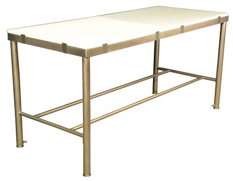 cutting board table by dc tech inc custom metal