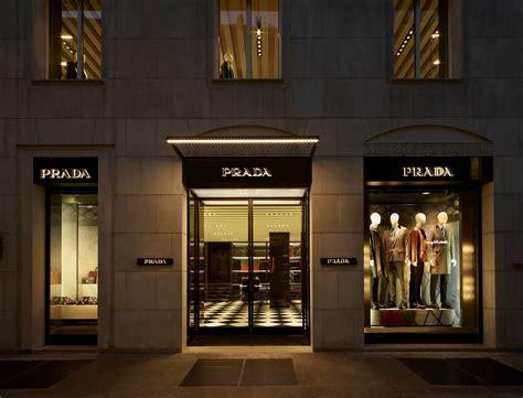 home design stores milan prada opens a new s store in via monte napoleone milan