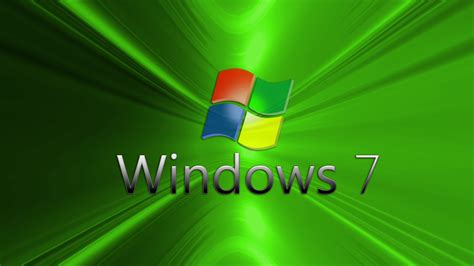 imagenes en 3d windows 7 protectores de pantalla windows 7 en 3d verde imagui