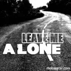 mobavatar.com broken heart leave me alone : free