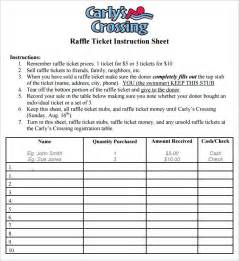 calendar raffle template search results for free printable fundraiser tickets with