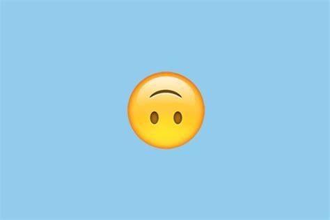 wasting  upside  face emoji  sarcasm