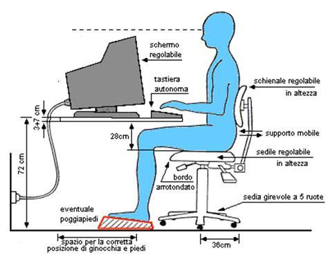 postura corretta scrivania mal di schiena da lavoro prova il poggiapiedi amaca