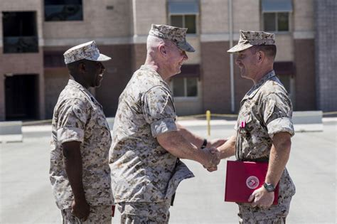 Vance L by Dvids News 15th Meu Welcomes Col Vance L Cryer In