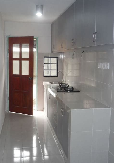 Dekorasi Kabinet Dapur Rumah Teres Ideku Unik