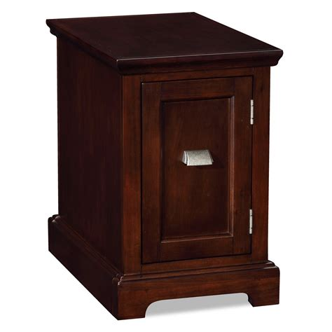 Leick 81401 Home Office Storage End Table Printer Stand Office Furniture Printer Stand