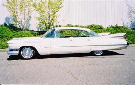Upholstery And General 1959 Cadillac Sedan De Ville 4 Door Hardtop 91010
