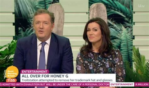 Osbourne Shocks Audience With Revelation That Family Member Is Hiv Positive by What Is Piers Implying About Osbourne On Gmb
