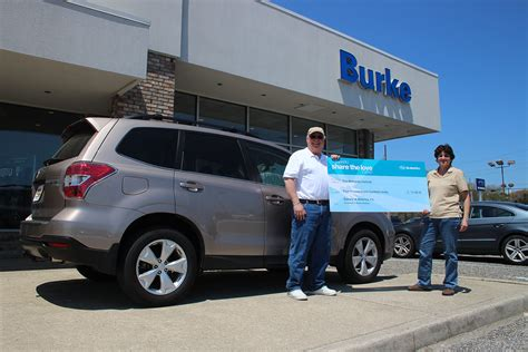 the wetlands institute and burke subaru teamed up to