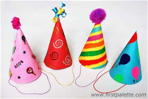 crafts for kids: how to say happy birthday favecrafts