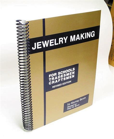 the jewelry makers design book an alchemy of objects jewelry design setting making repairing training