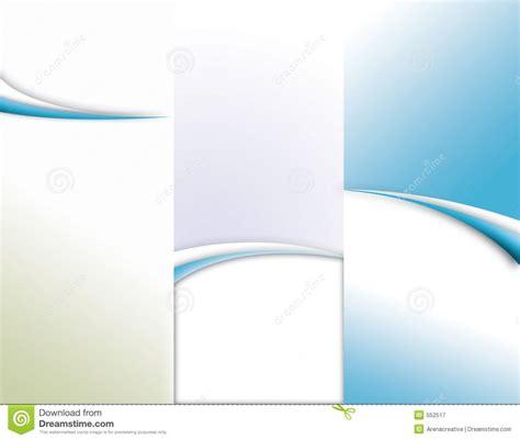 blank tri fold brochure templa best resumes