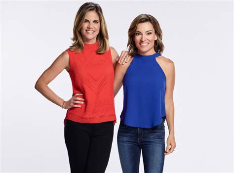 who are access hollywood hosts access hollywood host natalie morales talks l a style