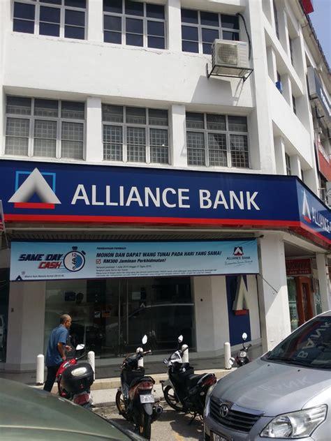www alliance bank malaysia alliance bank berhad banks credit unions klang