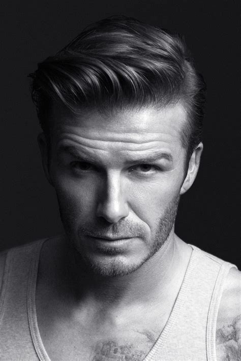 David Beckham Has by News H M Makes Bowl Debut With New David Beckham Ad