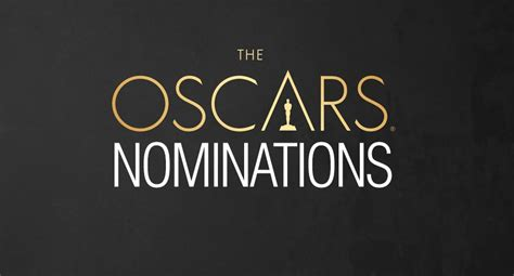 Oscar Noms by 2016 Oscar Nominations Favor Vengeance List