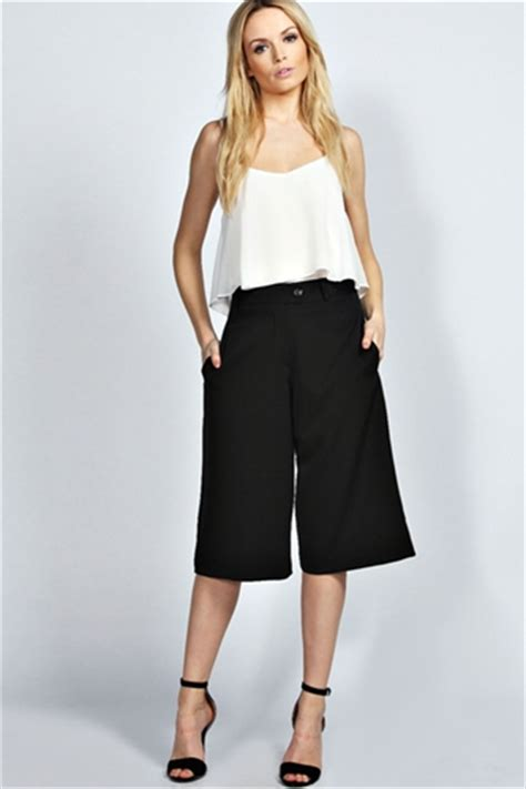 Nora Kulot how to wear the culotte trend