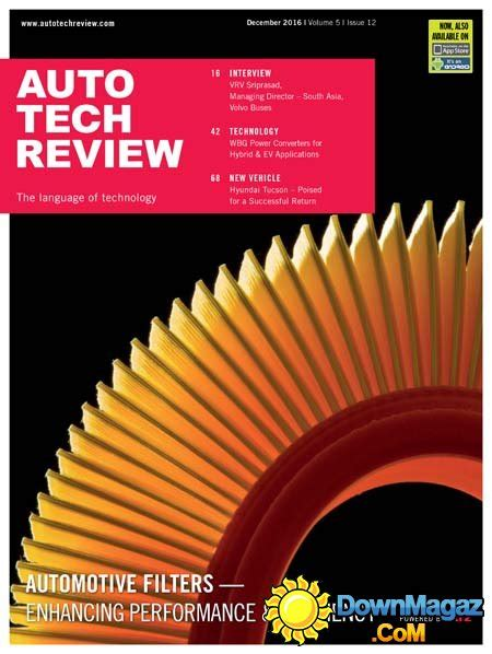 Auto Tech Review   12.2016 » Download PDF magazines