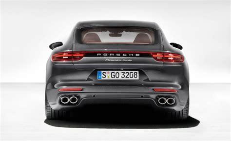 porsche panamera turbo 2017 back 2017 porsche panamera release date specs and interior