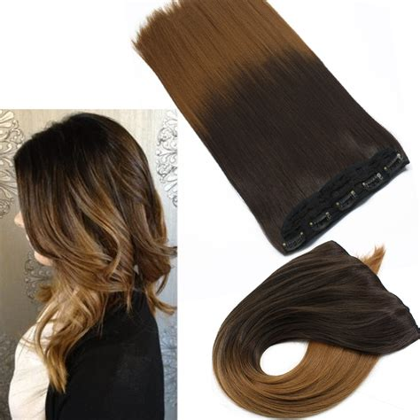 5 hair extensions new one 5 clip in hair extensions