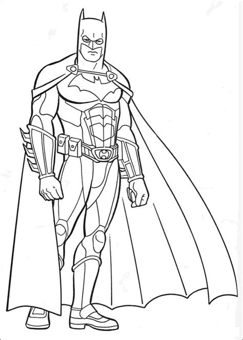 coloring book pages of batman batman coloring page dr