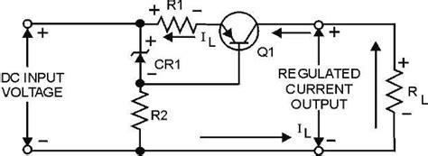 difference between voltage regulator and resistor figure 4 41 current regulator