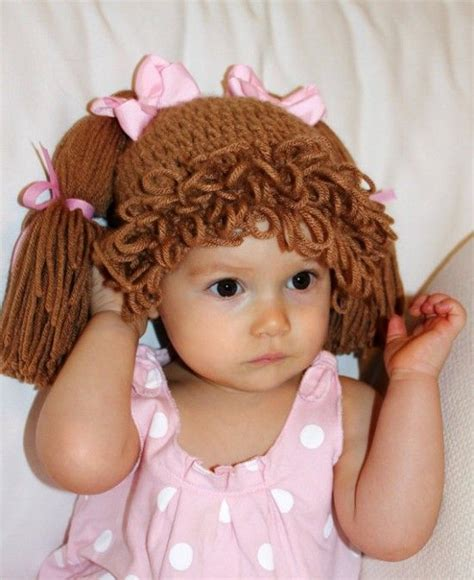 cabbage patch hats to knit crochet cabbage patch hats pattern video tutorial